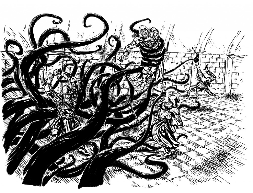 Everything's Better With Tentacles (for the GM) by Matt Morrow