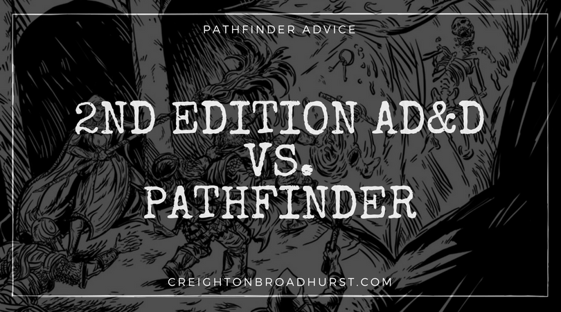 First Thoughts: How Playing 2nd Edition AD&D is Different to